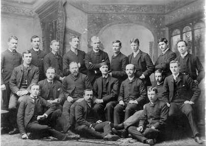SPS 1888 Graduating Class