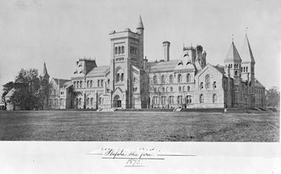 University College, 1875
