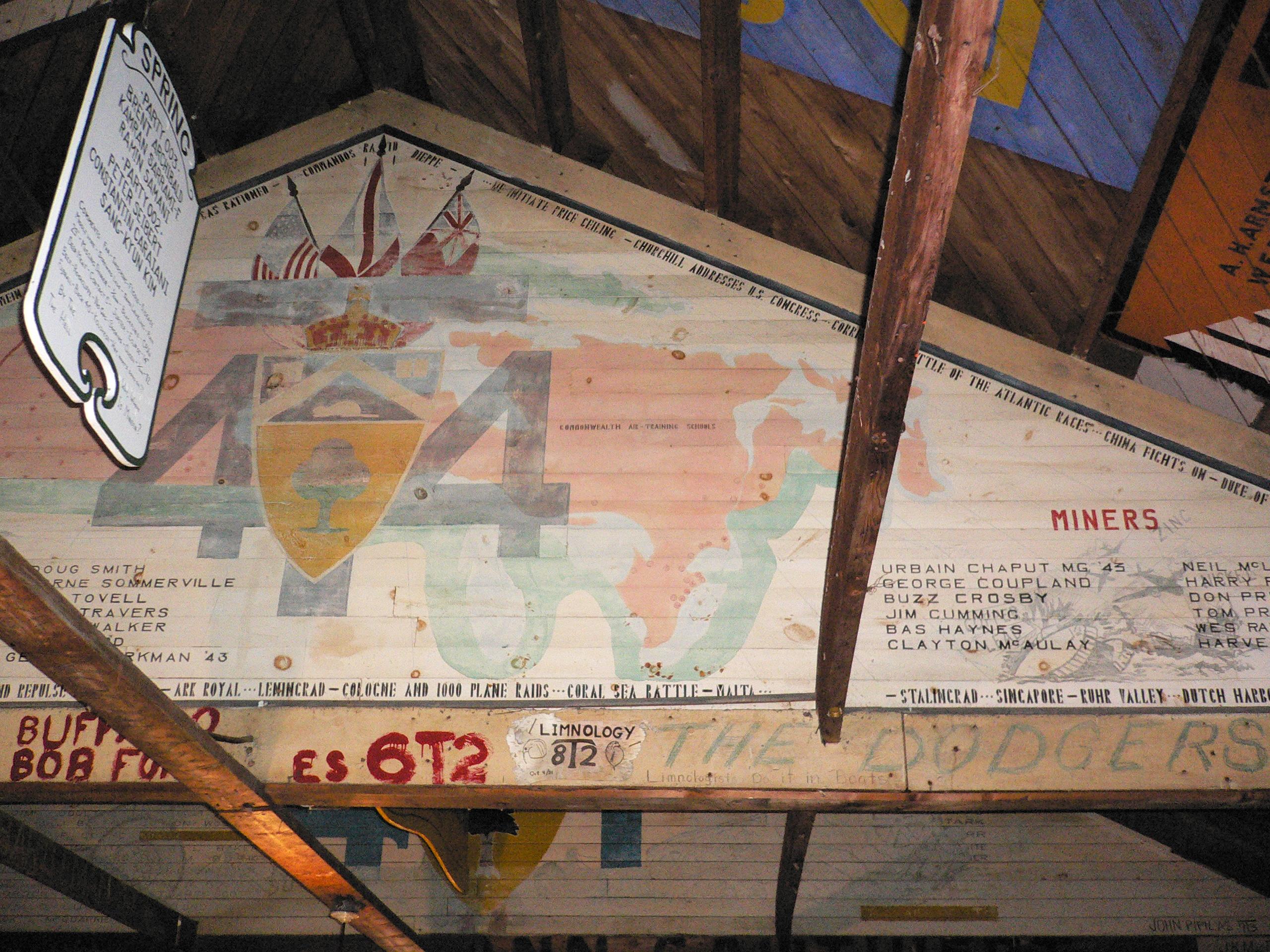 4T4 Mural at Camp