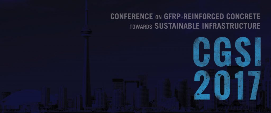 Conference on GFRP-Reinforced Concrete towards Sustainable Infrastructure